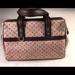 Louis Vuitton Josephine Cerise Large